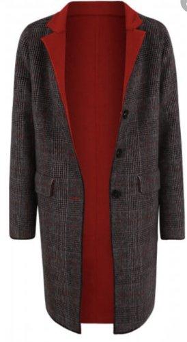 Blonde No. 8 Wool Coat multicolored