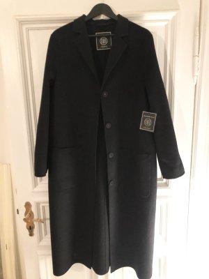 Blonde No. 8 Manteau en laine noir