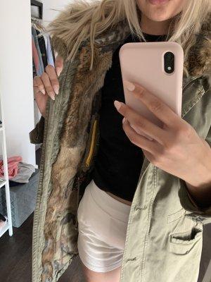 Blonde No. 8 Płaszcz z kapturem Wielokolorowy