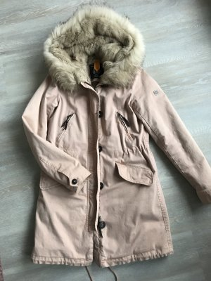 Blonde No. 8 Parka multicolored