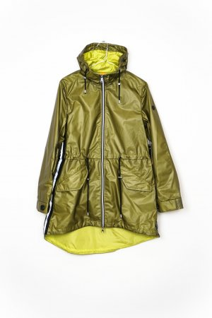 Blonde No. 8 Manteau de pluie multicolore