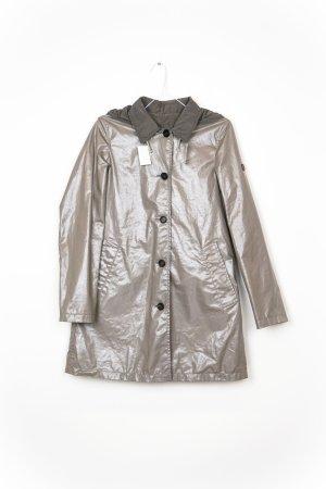 Blonde No. 8 Heavy Raincoat grey