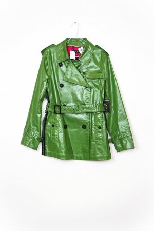 Blonde No. 8 Trench Coat green