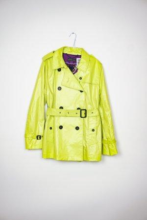 Blonde No. 8 Trenchcoat NARA L Neu mit Etikett Regenmantel Gr.L/40 grün