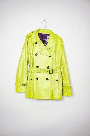 Blonde No. 8 Trenchcoat NARA L Neu mit Etikett Regenmantel Gr.S/36 grün