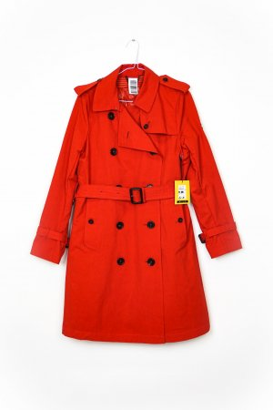 Blonde No. 8 Trench Coat red