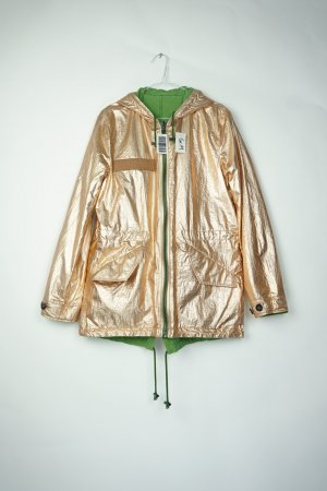 Blonde No. 8 Reversible Jacket green-gold-colored