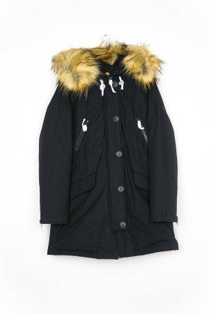 Blonde No. 8 Abrigo de plumón azul oscuro