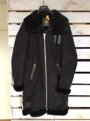 Blonde No. 8 Abrigo de invierno negro