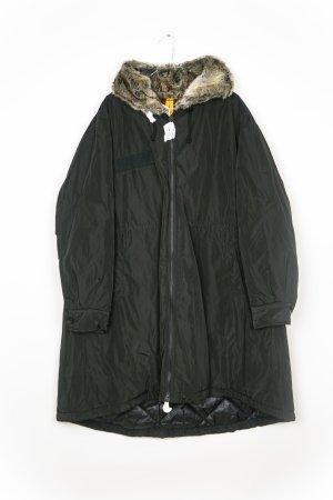 Blonde No. 8 Wintermantel LEA 316 Kunstfell Parka NEU Größe 40/ L schwarz