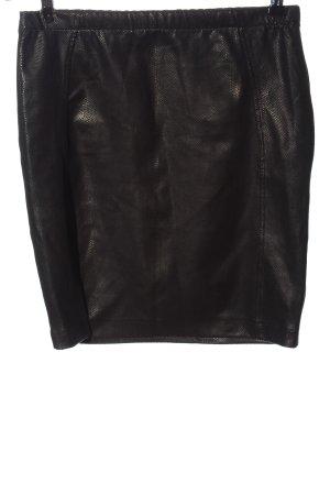 bloom deluxe Mini rok zwart casual uitstraling