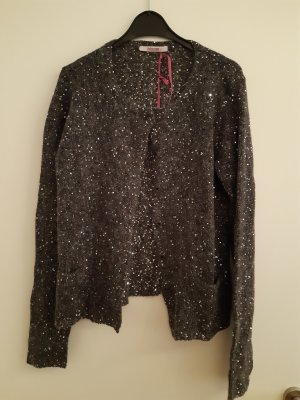 bloom Glitzerstrickjacke NEU