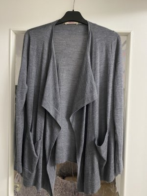 Bloom Cardigan tricotés gris