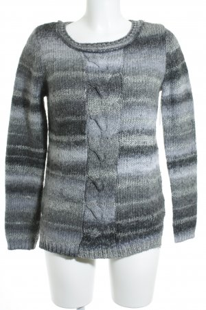 Bloom Strickpullover mehrfarbig Casual-Look