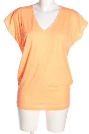Bloom T-shirt arancione chiaro stile casual
