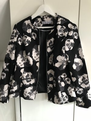 Ashley Brooke Blouson black-white