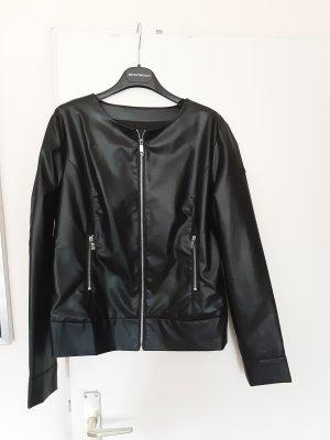 Armani Jeans Blouson black polyester