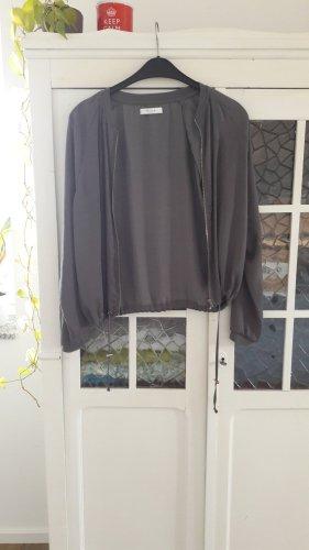 Vila Marynarka koszulowa szary