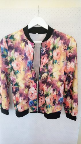 Blusón multicolor