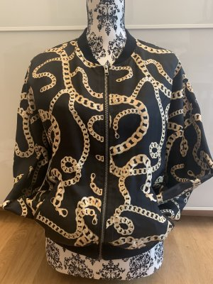 H&M Blouson black-gold-colored