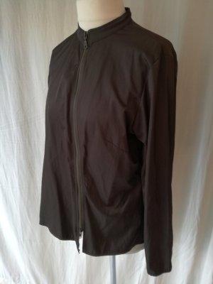 Canda Kort jack donkergroen-groen-grijs Polyester