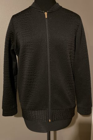 active Blouson noir-or rose