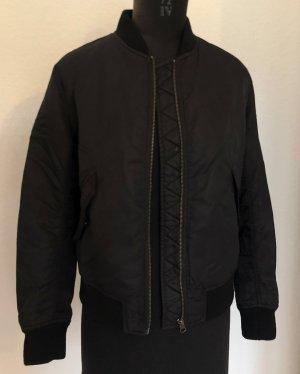 Uniqlo Blouson noir nylon