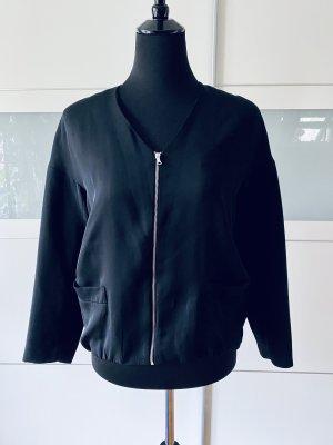 Zara Basic Blouson black