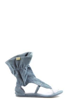 Blowfish Dianette sandalen lichtgrijs casual uitstraling