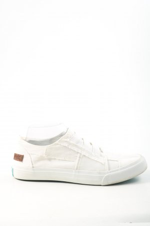 Blowfish Slip-on Shoes white casual look