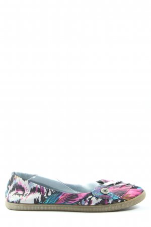 Blowfish Slip-on Shoes abstract pattern casual look