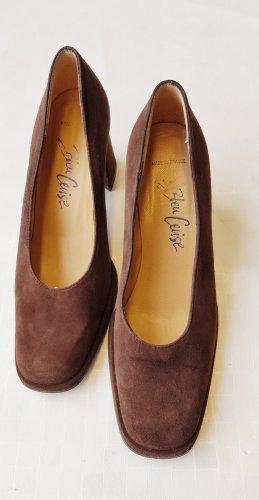 Blue Ceuise neue Schuhe  Veloursleder