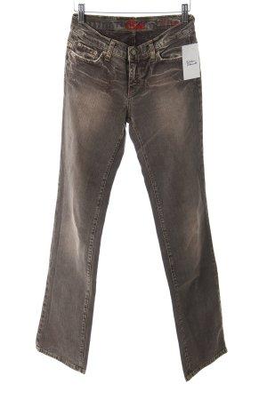 Blue Cult Boot Cut Jeans braun