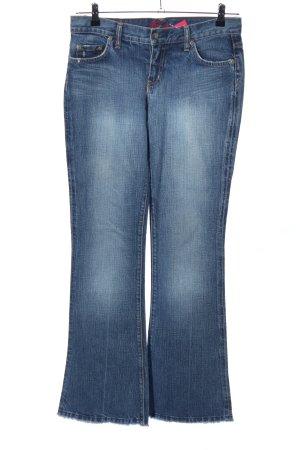 Blue Cult Jeans flare bleu style décontracté