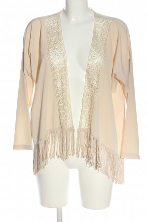 blue days Blouse Jacket cream casual look