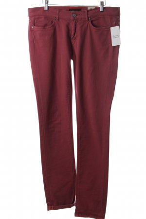 Blue Denim Lodge Slim Jeans himbeerrot Casual-Look