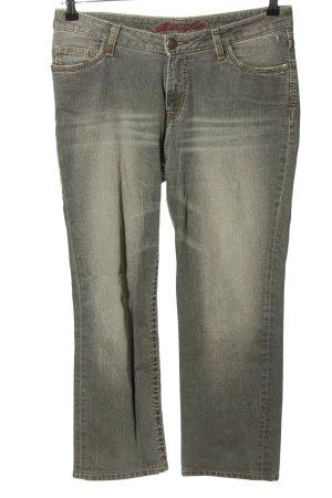 Blue Fire 7/8 Jeans silberfarben Casual-Look