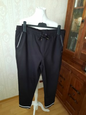Blue Fire Co Stoffhose schwarz Casual-Look