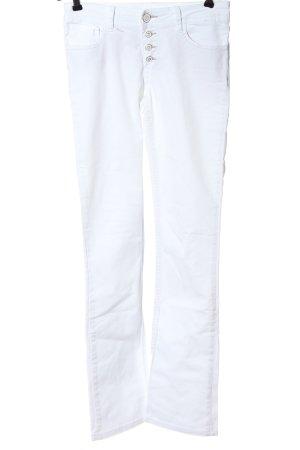 Blue Fire CO Straight-Leg Jeans
