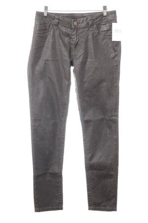 Blue Fire Five-Pocket-Hose dunkelbraun Casual-Look