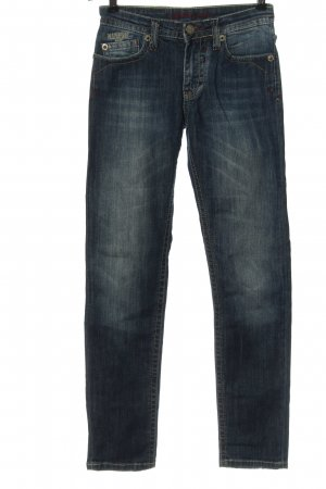 Blue Fire Low Rise Jeans blue casual look