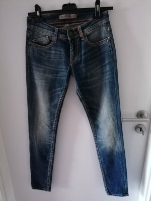 Blue Fire CO Stretch jeans blauw