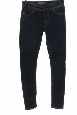 Blue Fire Tube Jeans blue casual look