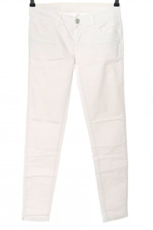 Blue Fire Skinny Jeans weiß Casual-Look