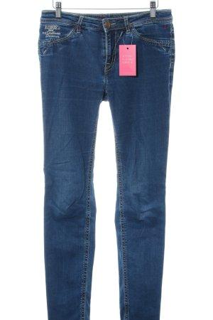 Blue Fire Skinny Jeans blue casual look