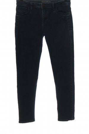 Blue Fire Straight Leg Jeans blue casual look