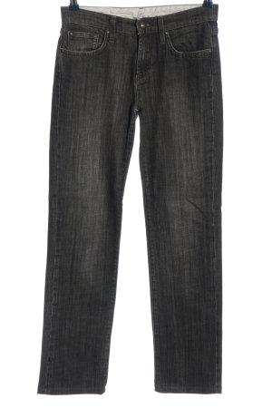 Blue Fire Straight-Leg Jeans hellgrau Casual-Look