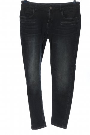 Blue Fire Stretch Jeans blue casual look