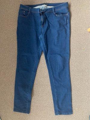 Laura T: Haut-de-chausse bleu foncé