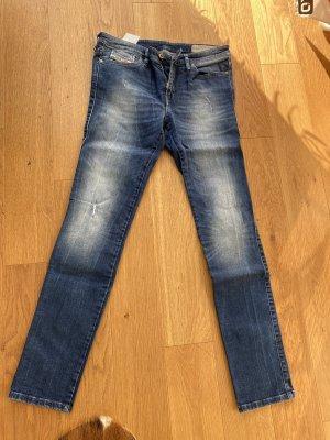 Blue Jeans Marke Diesel
